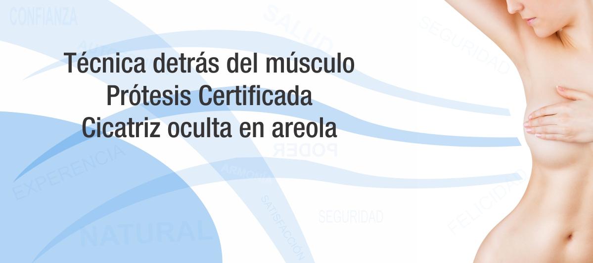 Mamoplastia de Aumento Medellin